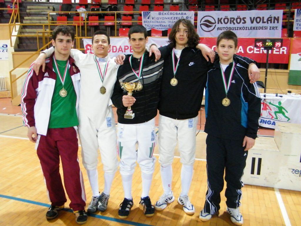 Hungarian national championship 2010
